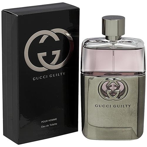 Top #9 Melhor Perfume Masculino - Guilty Homme EDT – Gucci